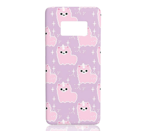 Alpaca - Samsung Galaxy S8 - CinderBloq Cases & Accessories