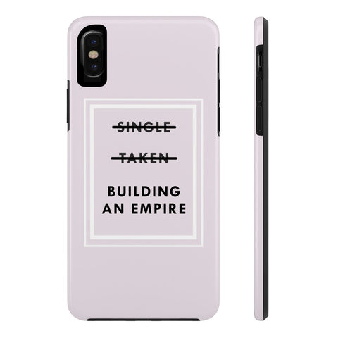 Building an Empire Phone Case - CinderBloq Cases & Accessories