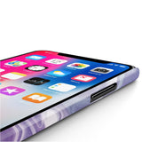 Lavender Marble Phone Case - iPhone 5/5s/5se