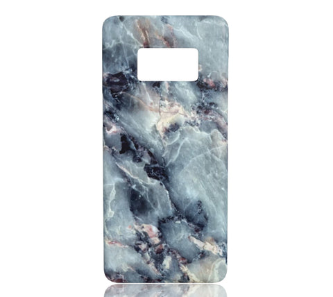 Blue Pearl Marble - Samsung Galaxy S8 - CinderBloq Cases & Accessories