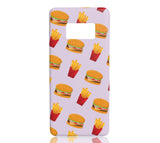 Burger & Fries - Samsung Galaxy S8 - CinderBloq Cases & Accessories
