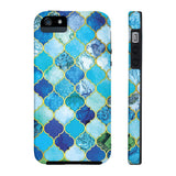 Moroccan Tile Print Phone Case - CinderBloq Cases & Accessories