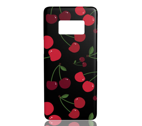 Black Cherry - Samsung Galaxy S8 - CinderBloq Cases & Accessories