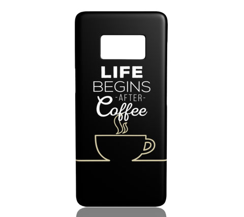 Coffee - Samsung Galaxy S8 - CinderBloq Cases & Accessories