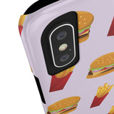 Burger Fries Phone Case - iPhone 6/6s