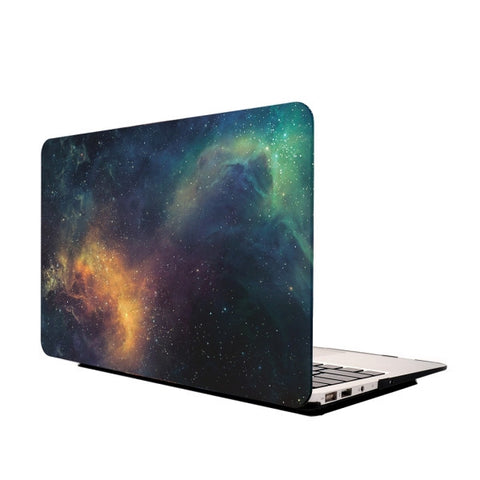 Aurora Borealis Starry Universe Laptop Case for MACBOOK AIR & MACBOOK PRO - CinderBloq Cases & Accessories