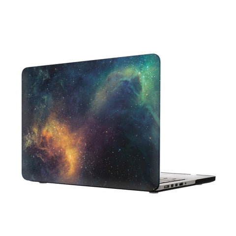"Aurora Borealis Starry Universe Laptop Case for MacBook Pro with Retina Display 13"" [A1425/A1502]"