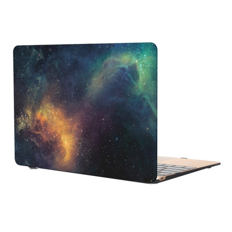 "Aurora Borealis Starry Universe Laptop Case for MacBook Retina Display 12"" [A1534] - CinderBloq Cases & Accessories"