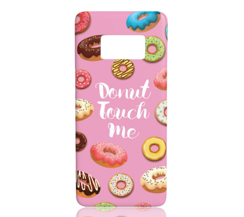 Donut Touch Me - Samsung Galaxy S8