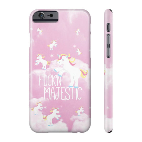 Fckn Majestic Phone Case