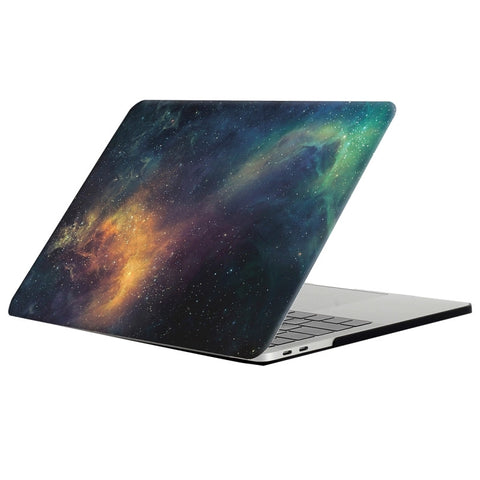 "Aurora Borealis Starry Universe Laptop Case for MacBook Pro with new TOUCH BAR 13"" [A1706 & A1708] - CinderBloq Cases & Accessories"