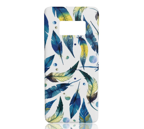 Majestic Feathers - Samsung Galaxy S8 - CinderBloq Cases & Accessories