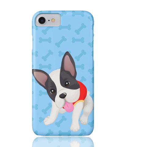 The Frenchie French Bulldog Phone Case - iPhone 7 - Cinderbloq Cases & Accessories