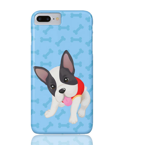 The Frenchie French Bulldog Phone Case - iPhone 7 Plus - Cinderbloq Cases & Accessories