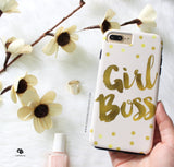 Girl Boss Phone Case - iPhone 6/6s