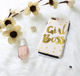 Girl Boss Phone Case