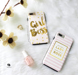Act Like a Lady Think Like a Boss - CinderBloq Cases & Accessories