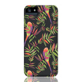 Tropical Parrot Phone Case - iPhone 5/5s/5se - CinderBloq Cases & Accessories