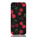 Black Cherry Phone Case - iPhone 5/5s/5se - CinderBloq Cases & Accessories
