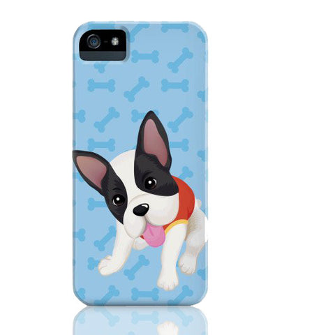 Puppy Phone Case - iPhone 5/5s/5se - Cinderbloq Cases & Accessories