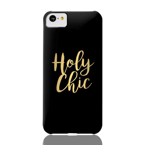 Holy Chic (Gold) Phone Case - iPhone 5c - CinderBloq Cases & Accessories
