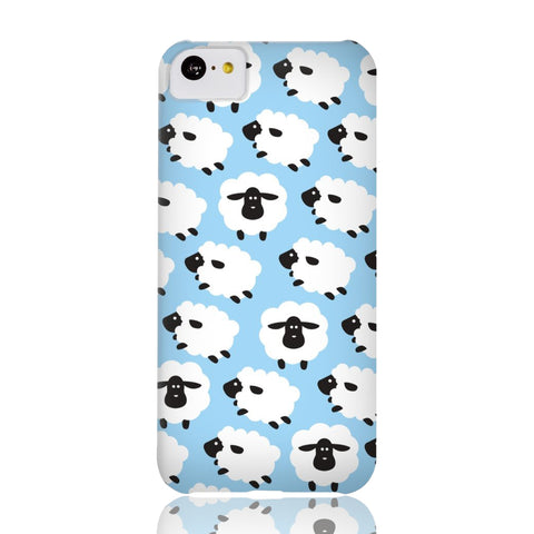 Counting Sheep Phone Case - iPhone 5c - CinderBloq Cases & Accessories