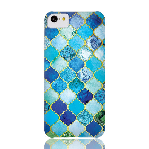 Moroccan Tile Print Phone Case - iPhone 5c - CinderBloq Cases & Accessories