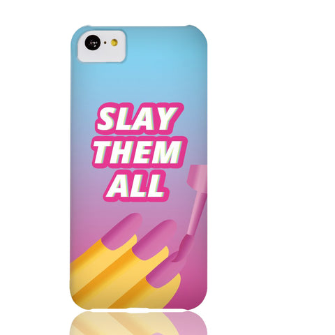 Slay Them All Phone Case - iPhone 5c