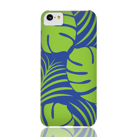 Tropical Leaves Phone Case - iPhone 5c - CinderBloq Cases & Accessories