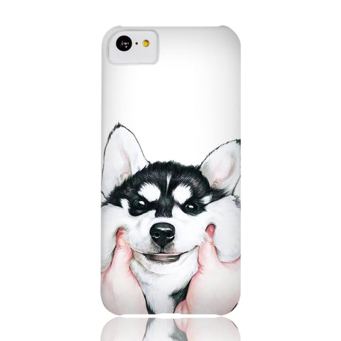 I love My Husky Phone Case - iPhone 5c - CinderBloq Cases & Accessories