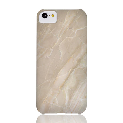 Beige Stone Marble Phone Case - iPhone 5c - CinderBloq Cases & Accessories