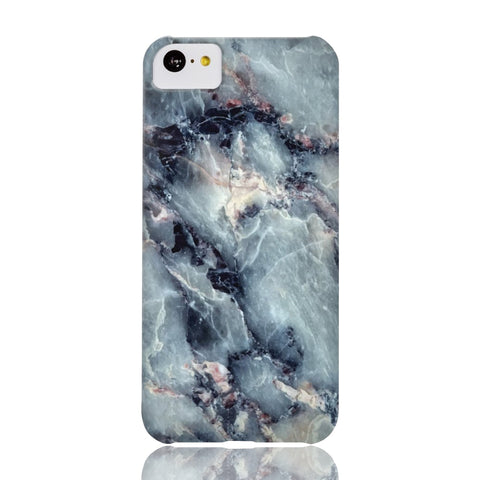Blue Pearl Marble Phone Case - iPhone 5c - CinderBloq Cases & Accessories