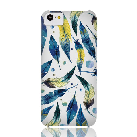 Majestic Feathers Phone Case - iPhone 5c - CinderBloq Cases & Accessories
