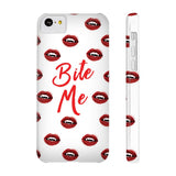 Bite Me Phone Case - iPhone 5c - CinderBloq Cases & Accessories