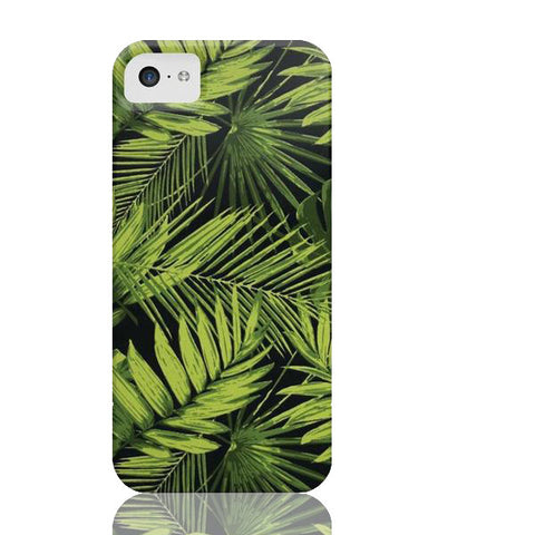 Tropical Paradise Phone Case - iPhone 5c - Cinderbloq Cases & Accessories