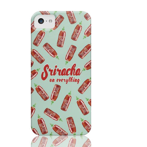 Sriracha Phone Case (Mint) - iPhone 5c