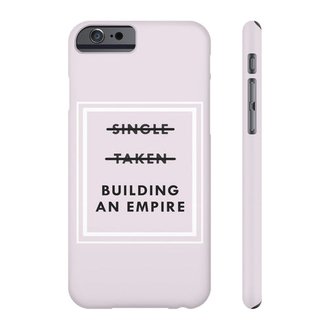 Building an Empire Phone Case - iPhone 6/6s