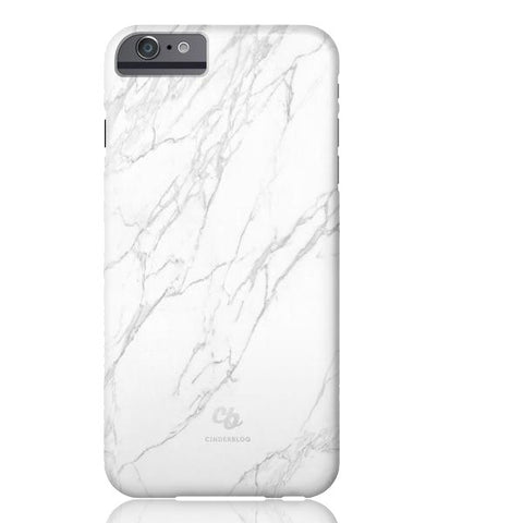 White Stone Marble Phone cases - iphone 6/6s