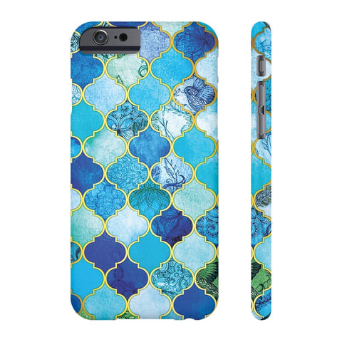 Moroccan Tile Print Phone Case - iPhone 6/6s