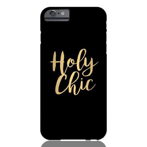 Holy Chic (Gold) Phone Case - iPhone 6 Plus / 6s Plus - CinderBloq Cases & Accessories