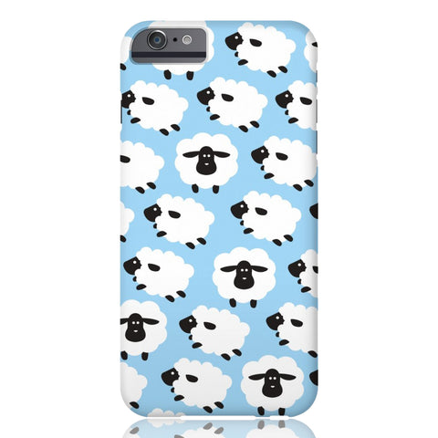 Counting Sheep Phone Case - iPhone 6 Plus / 6s Plus - CinderBloq Cases & Accessories