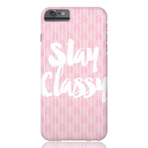 Stay Classy Phone Case - iPhone 6/6s - CinderBloq Cases & Accessories