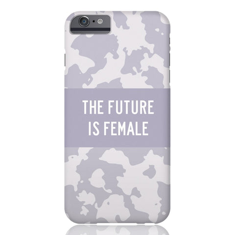 The Future is Female Phone Case - iPhone 6/6s - CinderBloq Cases & Accessories
