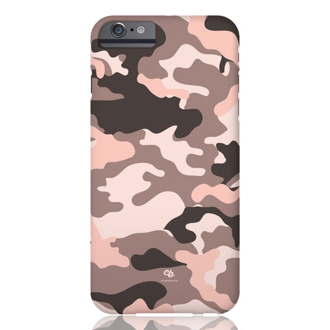 Pink Camo Phone Case - iPhone 6/6s