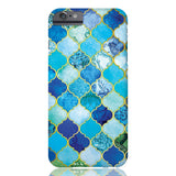 Moroccan Tile Print Phone Case - iPhone 6/6s - CinderBloq Cases & Accessories