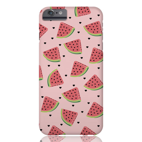 Watermelon Phone Case - iPhone 6/6s - CinderBloq Cases & Accessories