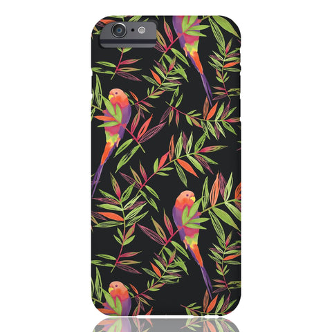Tropical Parrot Phone Case - iPhone 6/6s - CinderBloq Cases & Accessories