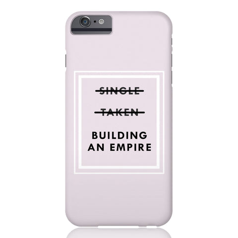 Building an Empire Phone Case - iPhone 6/6s - CinderBloq Cases & Accessories