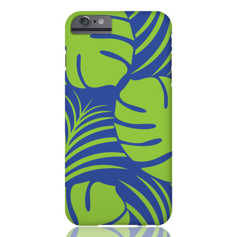 Tropical Leaves Phone Case - iPhone 6/6s - CinderBloq Cases & Accessories
