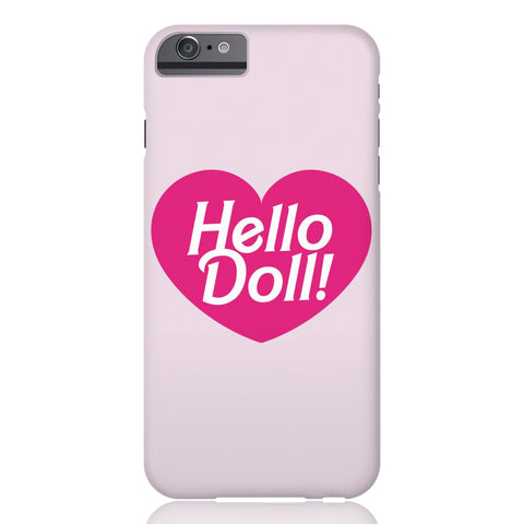 Hello Doll Phone Case - iPhone 6/6s - CinderBloq Cases & Accessories